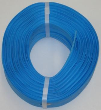 POLYPROPYLENE HAND STRAP 12mm x 1000m BLUE
