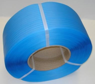 12mm x 3000m MACHINE STRAP BLUE