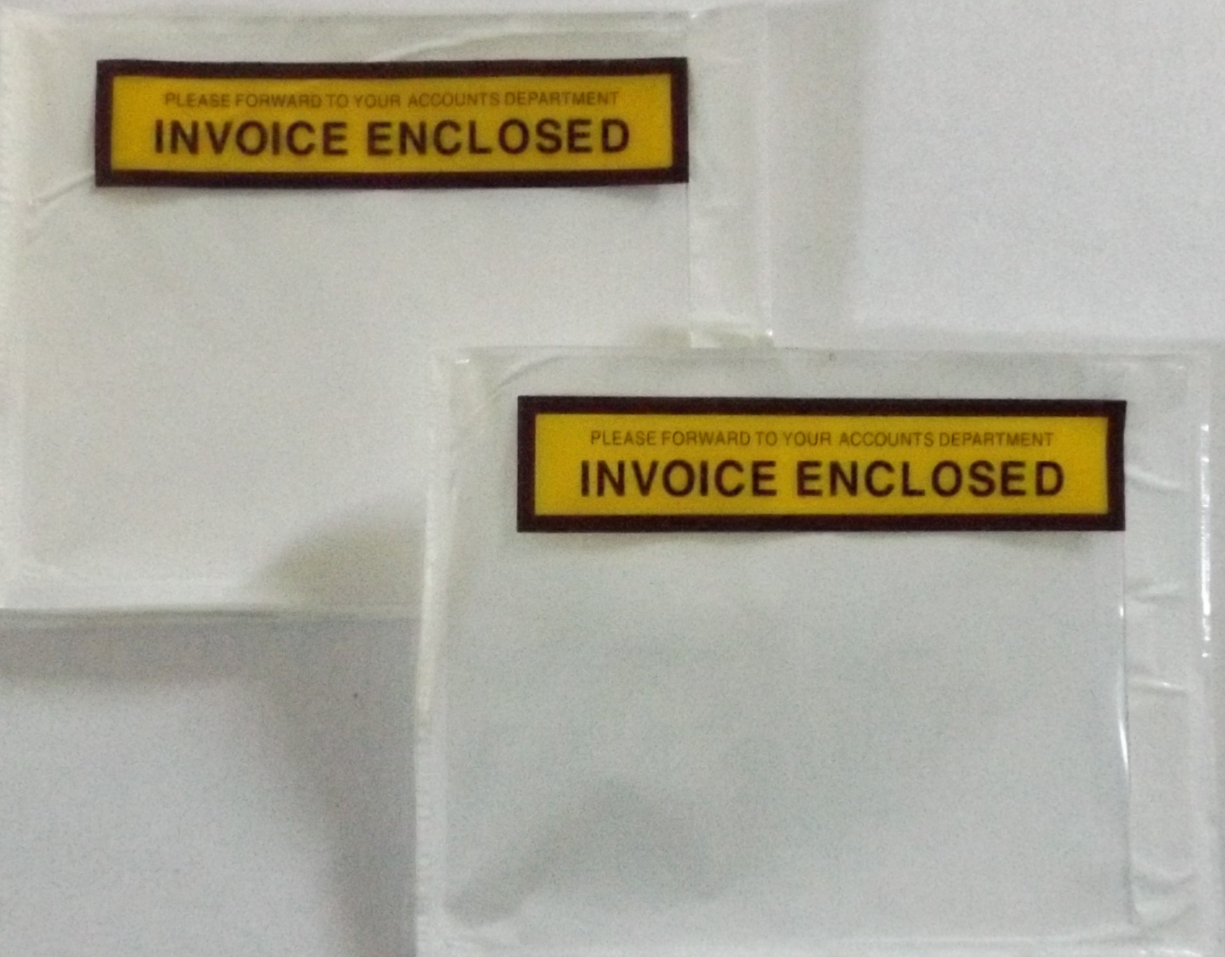 DESPATCH ENVELOPES - INVOICE ENCLOSED
