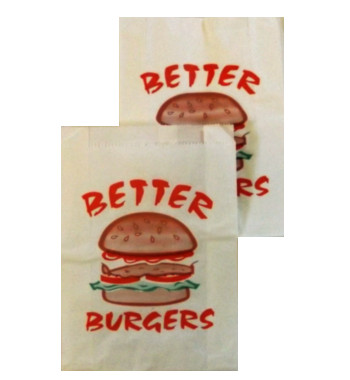 HAMBURGER BAGS